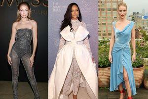 Rihanna, Gigi Hadid lọt vào top mỹ nhân thế giới mặc đẹp tuần qua