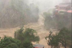 Lở đất sau bão Mangkhut ở Philippines, 40 thợ đào vàng mắc kẹt