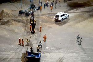 Hai công nhân tử vong dưới hầm tàu chở hàng ở cảng Quy Nhơn