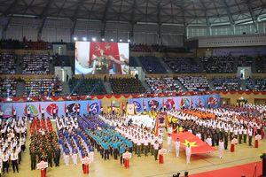 Đà Nẵng: Khai mạc Đại hội Thể dục thể thao TP lần thứ VIII