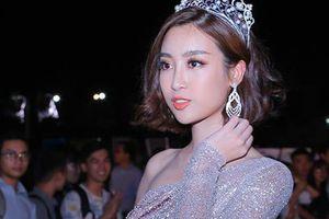 Thảm đỏ hoa hậu Việt Nam 2018: Dàn người đẹp khoe sắc
