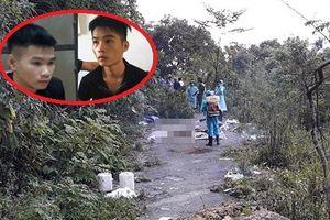 Chân dung nghi phạm giết người, cướp ô tô dã man ở Hòa Bình