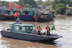 BĐBP Hải phòng thông báo cho 2.796 phương tiện trên biển chủ động phòng tránh bão số 6