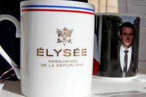 Người Pháp nổi giận vì ly sứ Limoges ở điện Elysee bị nghi là đồ Trung Quốc