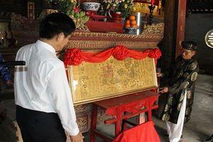 Thừa Thiên Huế: Bảo tồn di sản Hán Nôm bằng công nghệ số hóa