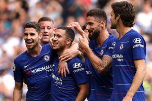 Kết quả vòng 5 Ngoại hạng Anh: Chelsea vượt mặt Liverpool