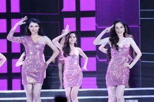 Tiết mục mở màn ấn tượng Chung kết HHVN của nhóm 'Người đẹp tài năng'