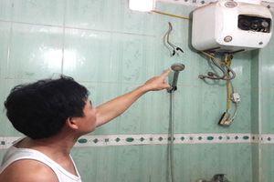 Xảy ra sự cố về điện, hàng trăm hộ dân bị hư hỏng đồ dùng