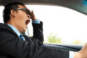 Mẹo đơn giản chống buồn ngủ khi lái xe ai cũng cần ghi nhớ