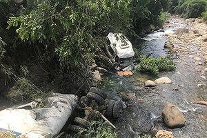 Thông tin mới về vụ tai nạn xe khách thảm khốc 13 người chết tại Lai Châu