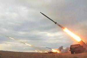 Chứng kiến sức mạnh vũ bão của quân đội Nga tại Vostok-2018