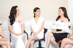 Lộ diện top 3 Người đẹp truyền thông trước chung kết Hoa hậu VN