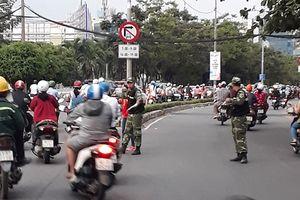 'Cảnh sát giao thông nghiệp dư'