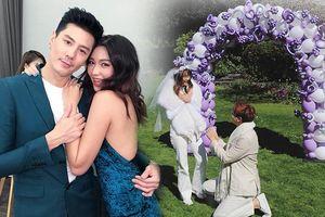 Tin vui showbiz Thái: Thêm một nam thần sắp trở thành chồng của người ta sau Push Puttichai