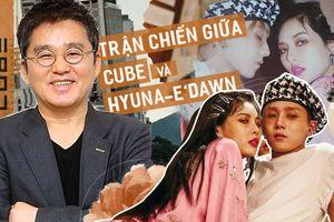 Cube 'trục xuất' E'Dawn - HyunA: Nguồn cơn và hậu quả câu chuyện được - mất như thế nào?
