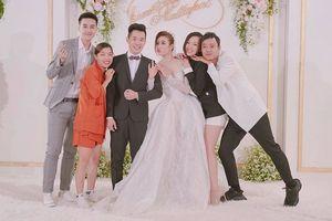 Ảnh cưới hạnh phúc của Kim Nhã (BB&BG) trong lễ kết hôn lần 2 với bạn trai người Thái