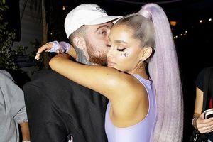 Chắc chắn Ariana Grande vẫn chưa vượt qua được cái chết uẩn khúc của Mac Miller!
