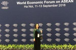 Doanh nhân Việt kiều Anh Đào và khát vọng quảng bá sản phẩm Việt ra thế giới