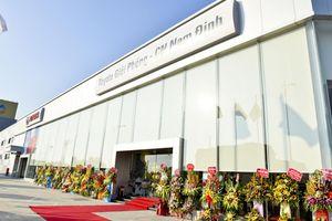 Toyota khai trương đại lý xe ô tô tại Nam Định