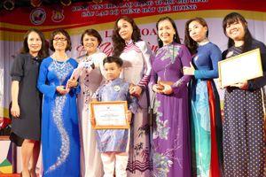 Nguyễn Hải Minh, Nguyễn Song Tịnh Nhân đạt giải nhất Liên hoan 'Em yêu đàn tranh'