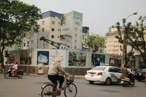 Những vấn đề đặt ra cho phát triển giao thông Thủ đô Bài 2: Bãi xe biến tướng