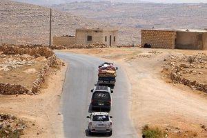 40.000 người Syria lũ lượt sơ tán khỏi Idlip vì chiến sự leo thang