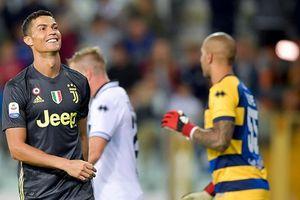 Juventus - Sassuolo: Lần đầu cho Ronaldo?