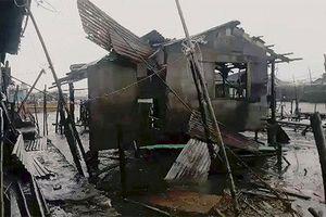 Hình ảnh tang thương sau khi bão Mangkhut càn quét Philippines