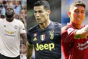 10 tiền đạo cắm xuất sắc nhất năm 2018: Ronaldo không có đối thủ