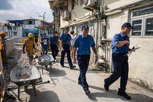 Trung Quốc hủy hàng trăm chuyến bay do bão Mangkhut