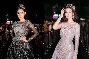 Đỗ Mỹ Linh, Kỳ Duyên cùng dàn mỹ nhân trên thảm đỏ Hoa hậu Việt Nam