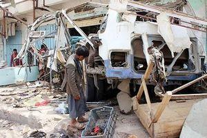 Yemen: 4 người làm tại đài phát thanh chết trong cuộc không kích