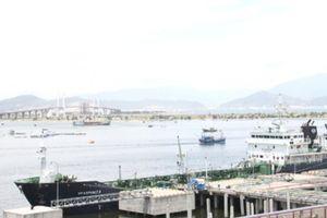 Đổ bể Dự án PPP xây dựng tuyến luồng Thọ Quang - Đà Nẵng