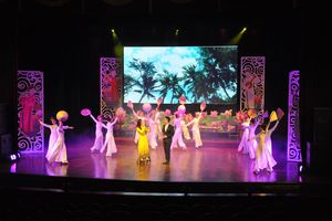 Gala Dinner 'Những sắc màu văn hóa Việt Nam' chào mừng Đại hội ASOSAI 14