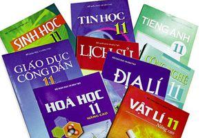 Tránh tình trạng phân phối sách giáo khoa
