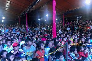 BẢN TIN MẶT TRẬN: Mặt trận TP HCM tổ chức Trung thu cho thiếu nhi vùng khó khăn