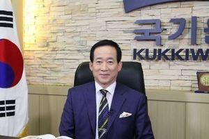 Chủ tịch LĐ Taekwondo Thế giới từ chức vì tai tiếng tình dục