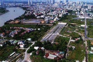 Toàn cảnh khu 4,3 ha ngoài quy hoạch khu đô thị mới Thủ Thiêm