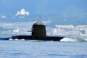 Tàu ngầm Nhật Bản lần đầu tập trận tại Biển Đông