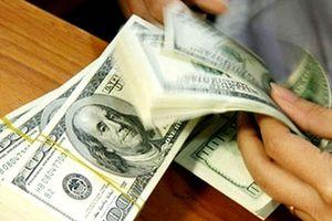Tỷ giá đồng USD tăng mạnh trong ngân hàng thương mại