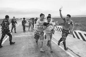 Trung Quốc lao đao chống siêu bão Mangkhut
