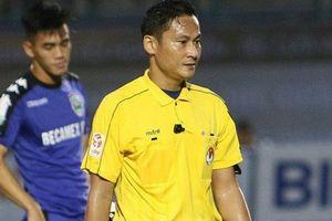 VPF sẽ 'cấm cửa' trọng tài Trần Văn Lập
