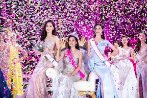 Nhìn lại hành trình đạt vương miện Hoa hậu Việt Nam 2018 của Trần Tiểu Vy