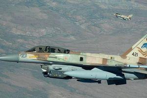 Máy bay chở đầy vũ khí bị bắn tung ở Syria