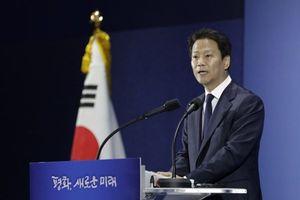 'Thái tử' Samsung và dàn doanh nhân máu mặt tháp tùng Tổng thống Moon Jae-in đi Triều Tiên