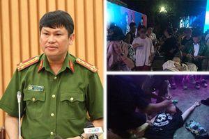 7 nạn nhân tử vong sau đêm nhạc hội: Phát ngôn chính thức của Công an TP Hà Nội
