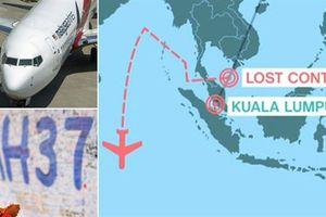 Tin nhắn cuối cùng bí ẩn trong vụ MH370