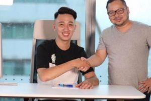 NÓNG: Game thủ PES số 1 Việt Nam chính thức đầu quân cho CLB Thái Lan