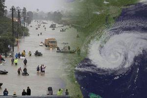 Hàng nghìn người 'tháo chạy' tránh vỡ đập vì siêu bão Florence