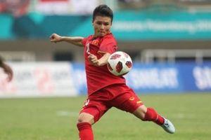 Quang Hải nói về giấc mơ tới Ngoại hạng Anh thi đấu